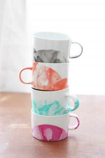 These mugs are a blast to make!