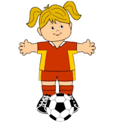 photo relating to Printable Dolls known as Printable Football Paper Doll Exciting Relatives Crafts