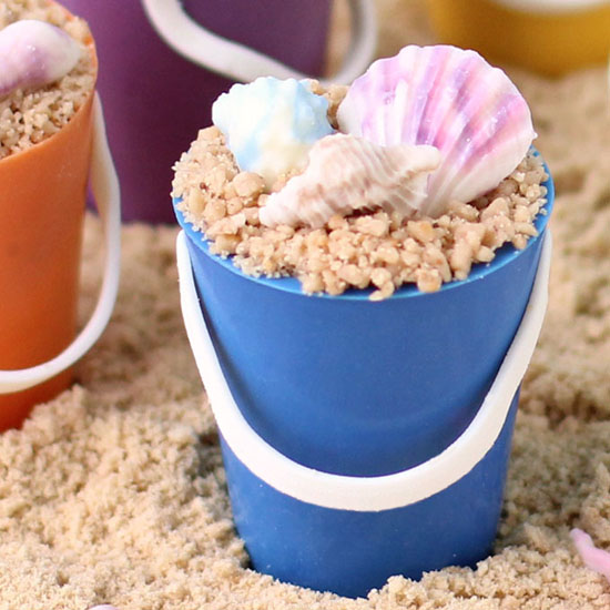 Chocolate Beach Pails