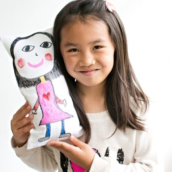 No-Sew Mini Me Doll