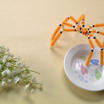 Chenille Stem Spider