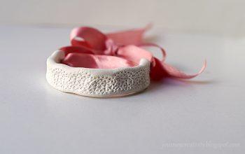 Clay bracelet