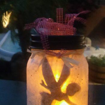Fairy Jar Night Light