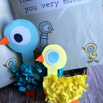 Pigeon and Duckling Craft