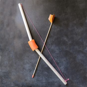 PVC Toy Bow and Arrow Set