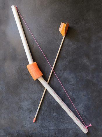 PVC Toy Bow and Arrow Set