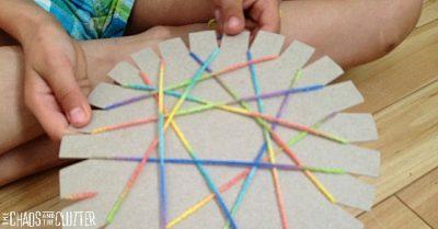 string-weaving
