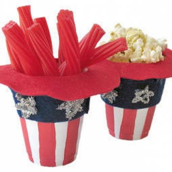 Uncle Sam Treat Holders