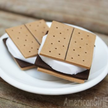 Craft Foam S'mores