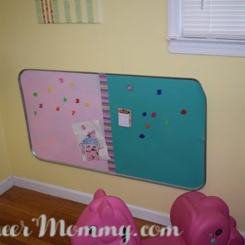 Colorful Magnetic Board