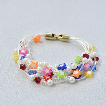 Easy Multi-Layer Bracelet