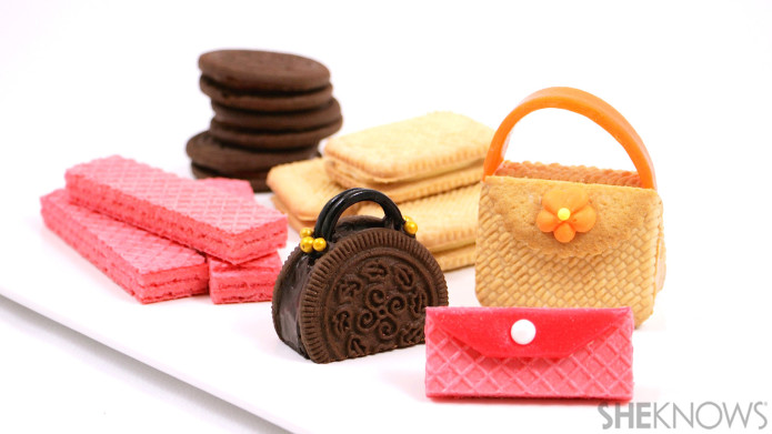 There's so much to love about cookies that look like purses!