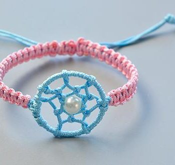 Dream Catcher Friendship Bracelet