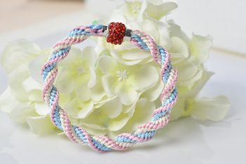 Pandahall Tutorial on How to Make Easy Kumihimo Bracelet with Nylon Thread