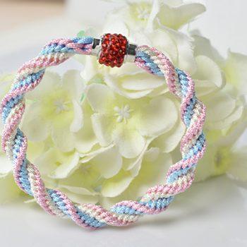 Easy Kumihimo Bracelet