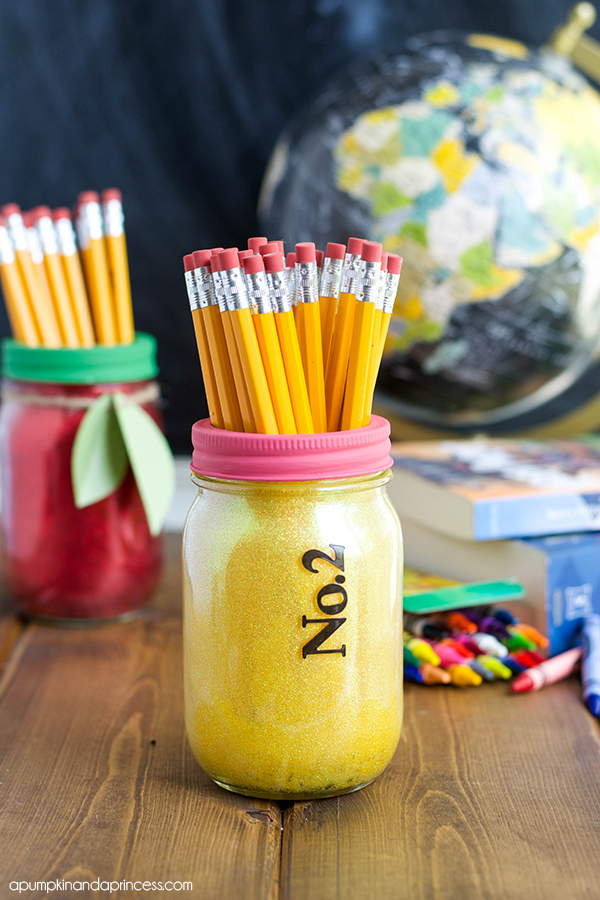 Make a thoughtful and practical gift fora special teacher.