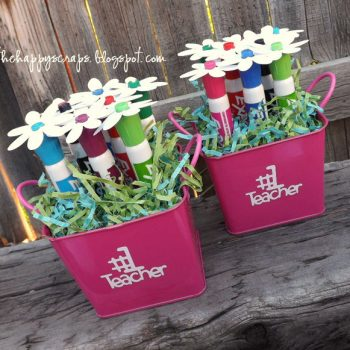 Dry Erase Marker Teacher Bouquet
