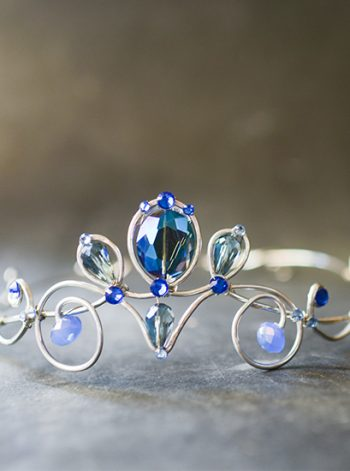 Elven Wire Wrapped Crown