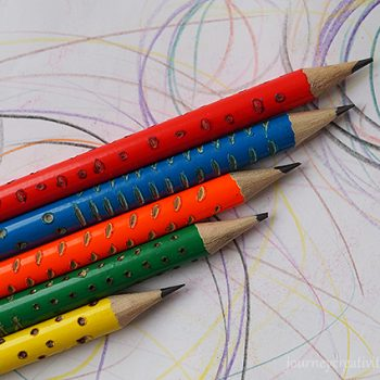 Pyrography Pencils