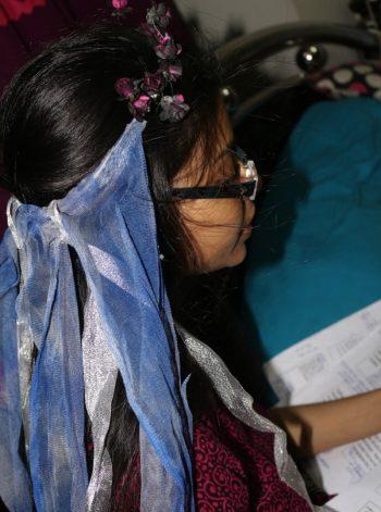 Corpse Bride Headpiece