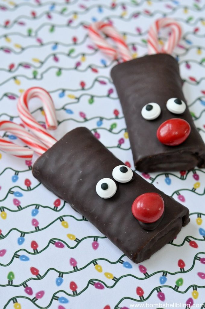 These are the perfect treat for Christmas!