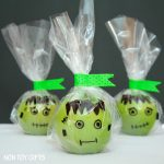 Frankenstein Healthy Halloween Treat