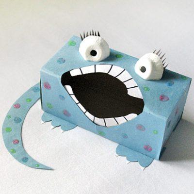sandwich-box-monster