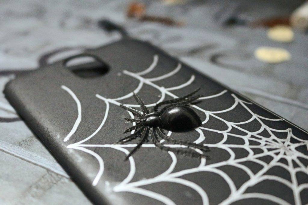 Spiderweb Phone Case