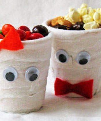 Yummy Mummy Treat Cups