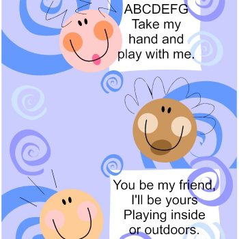 Printable Friendship Poem