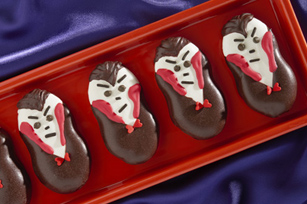 These treats are great fun for Halloween!