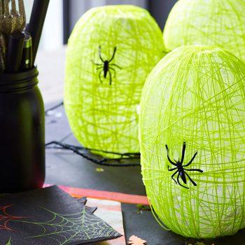 Spider Nest Lanterns