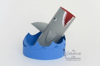 Fun for Shark Week or anytime.