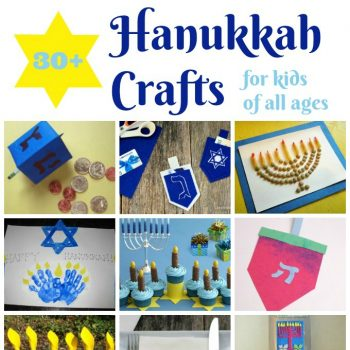 Hanukkah Crafts and Recipes