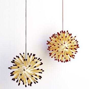 Matches Ornament