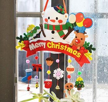 Hanging Felt Christmas Decoration