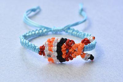 clown-fish-friendship-bracelet