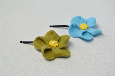 felt_flower_hairclip