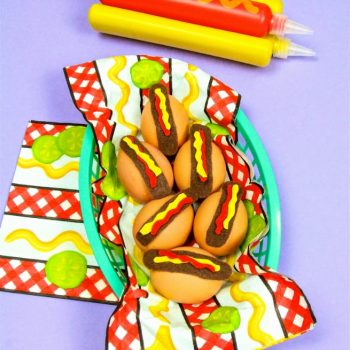 Hot Dog Easter Eggs