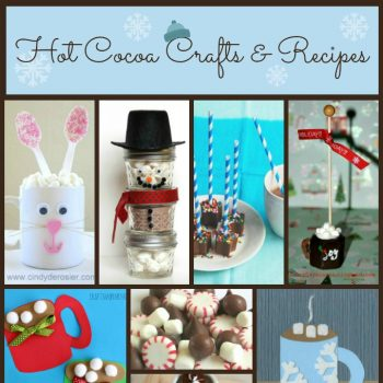 Hot Cocoa Crafts and Recipes for Kids