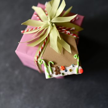 Christmas Candyland Gift Tag