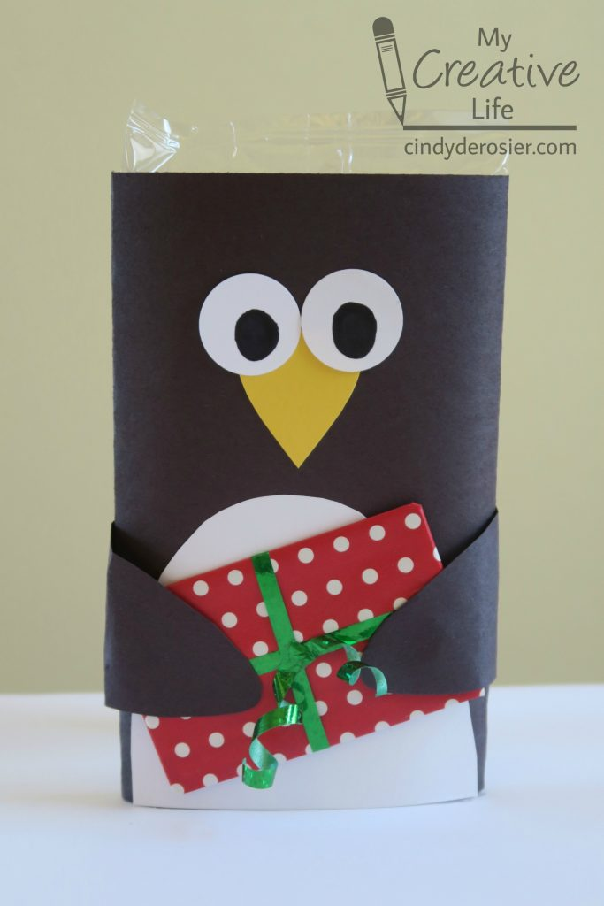 Make gift cards extra special by making a cute penguin to hold them!