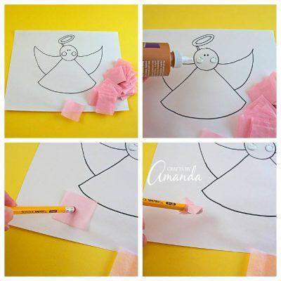 puffy-tissue-paper-angel-step-1-4