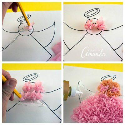puffy-tissue-paper-angel-step-5-8