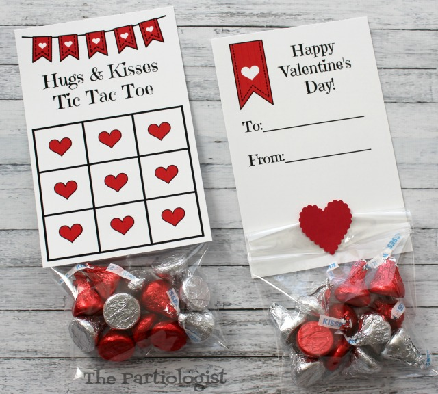 photograph about Tic Tac Toe Valentine Printable referred to as Hugs and Kisses Tic-Tac-Toe Pleasurable Loved ones Crafts