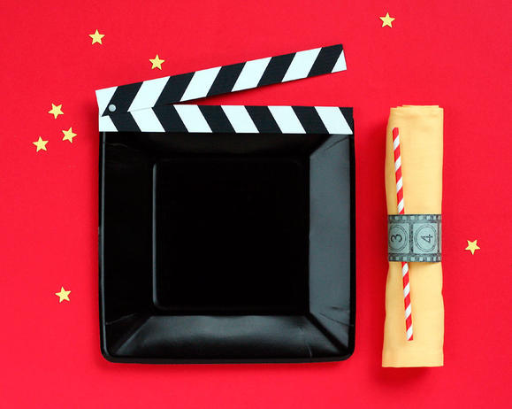 Great ideas for a movie awards party