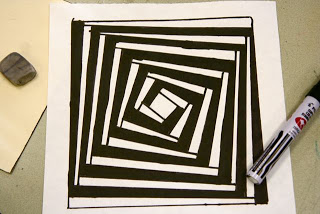 Explore geometry with this drawing project