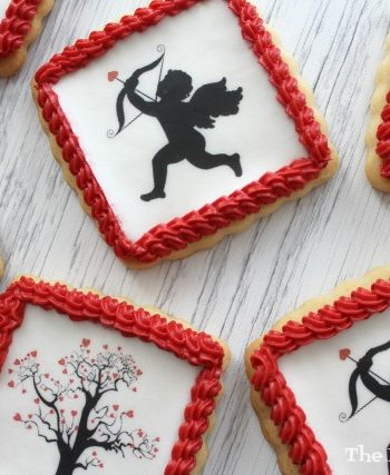 Easy Wafer Paper Cookies