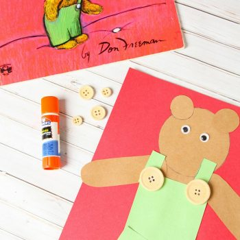 Corduroy Shape Craft