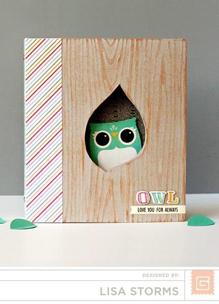 'Owl Love You For Always' mini album